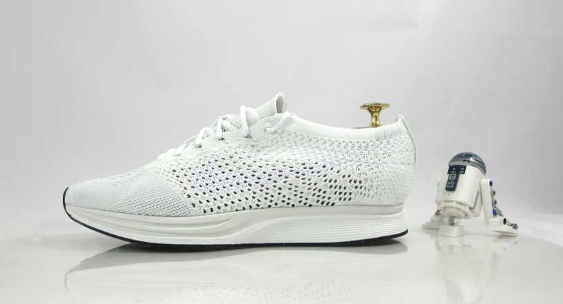 new arrival 74ffc 54d22 Nike Flyknit Racer Review