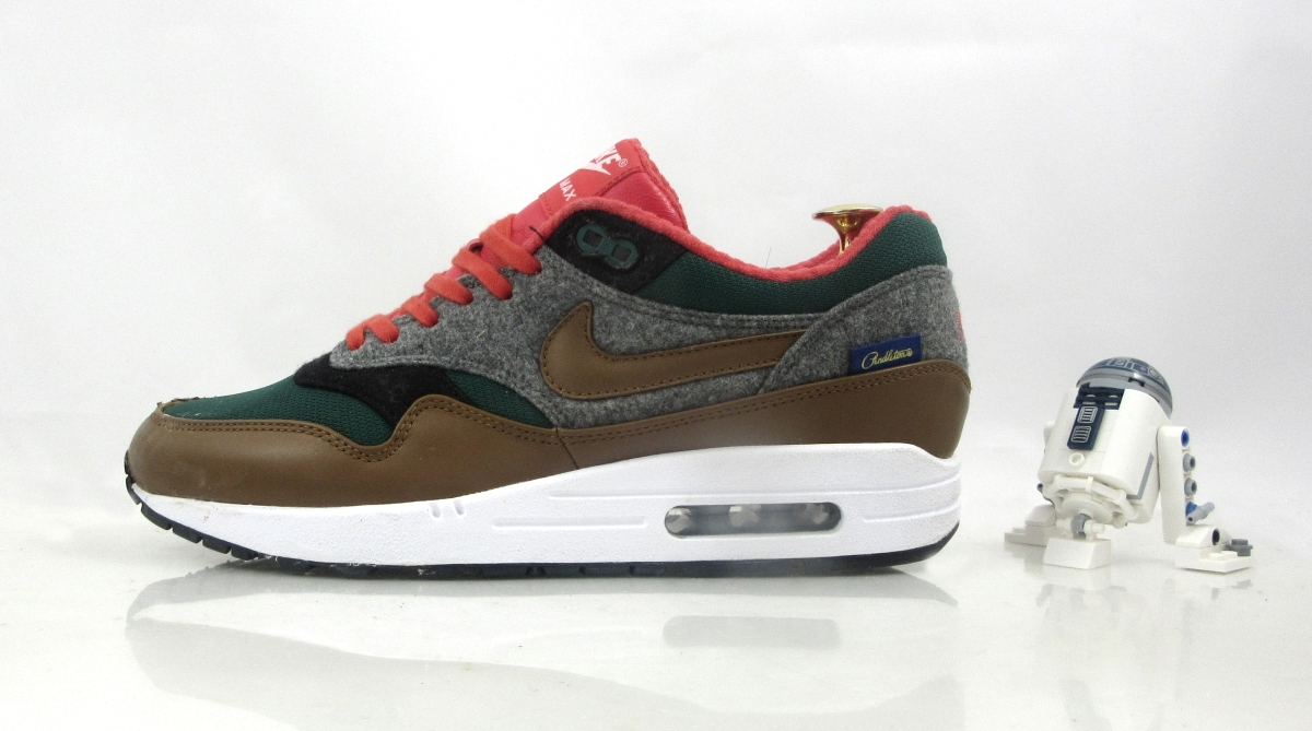 finest selection f36b4 16ddf Nike Air Max 1 Review